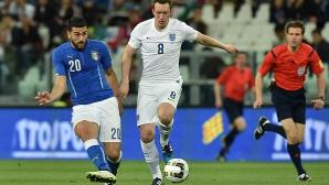 Италия и Англия впечатлиха, но не се победиха (видео)