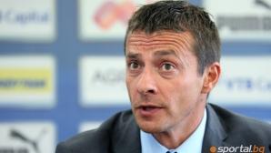 """Левски """"уж"""" спаси лиценза, но е в ръцете на Йоканович и Мурсия"""