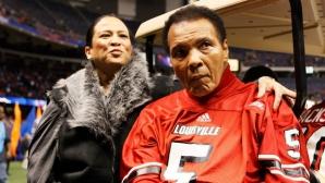 Мохамед Али ще подкрепи Мани Пакяо срещу Мейуедър