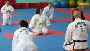 БФ по Таекуон-до ITF организира безплатни тренировки за хора с увреждания