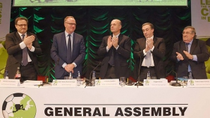 Шефове на Лудогорец взеха участие в асамблеята на европейската клубна асоциация