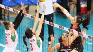 България с 4-а загуба на Европейското за девойки