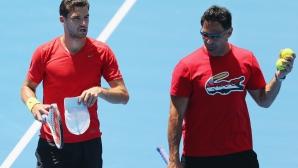 Експерти: Григор да смени треньора