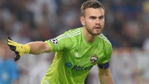 Акинфеев: Вече съм по-добре, ще играя срещу Зенит
