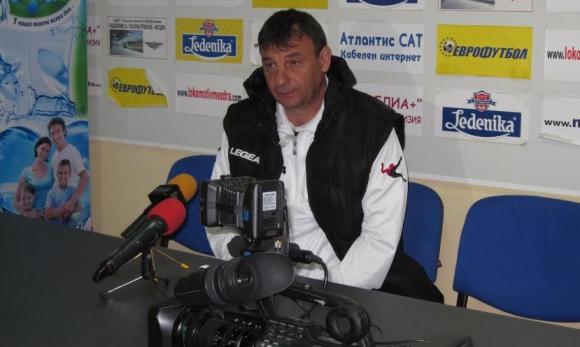 Димитър Соколов: Вярвам на футболистите, че не биха играли симулативно