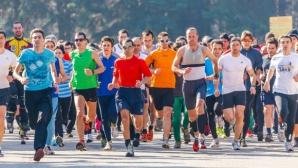 Юбилейно бягане на 5 км с ненадминатия за 30 години национален шампион Евгени Игнатов