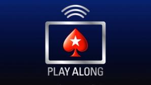 С новото PokerStars Play Along видео приложение участваш в ТВ покер от телефона си