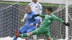 Национал бележи за дубъла на Лудогорец срещу Левски