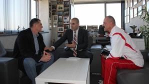 Цветан Цветанов дари 10 000 лв за Международната младежка купа по планинско бягане Смолян 2015