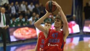 ЦСКА (М) е на крачка от пореден Файнъл 4 (видео)
