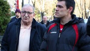 Част от хората, които се съгласиха на отстъпки в името на ЦСКА