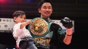 Шинсуке Яманака запази титлата