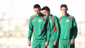 България U17 надигра Сливен с 5:0 в проверка
