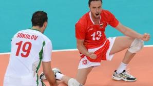 Подкрепете Цветан Соколов и Теодор Салпаров в анкетата на World of Volley! Гласувайте ТУК!!!