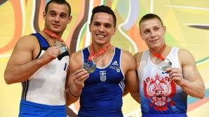 Елефтериос Петруниас стана европейски шампион на халки