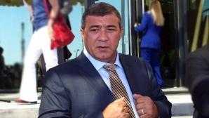 Рубен Айрапетян остава президент на футболната федерация на Армения