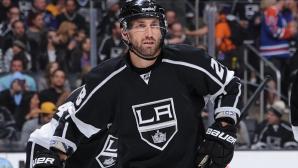 Хокеист на ЛА Кингс бе арестуван в Лас Вегас заради притежание на кокаин