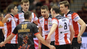 Ники Пенчев и Ресовия обърнаха Ястрежебски с 3:1 и ще спорят за Купата на Полша с Лотос (ВИДЕО)