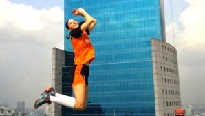 Една българска волейболистка в Индонезия...