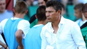 Балъков: Пожелавам на Лудогорец да играе така мотивирано и срещу Левски