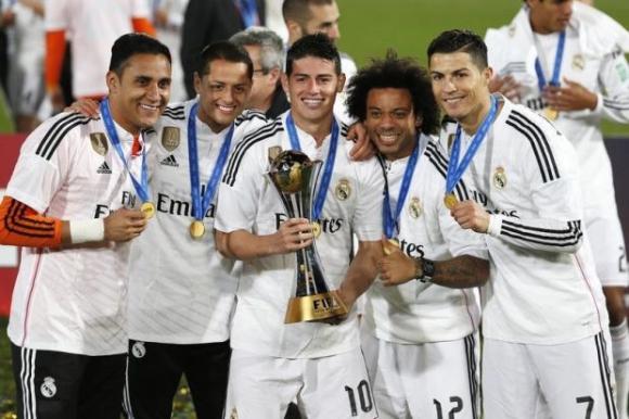 Резултат с изображение за световно клубно по футбол