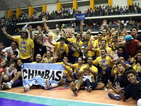 Учиков със 17 точки и MVP! UPCN (Сан Хуан) с 5-а поредна титла на Аржентина