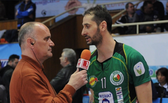 Костадин Стойков: Ще гледаме да покажем на финала добър волейбол