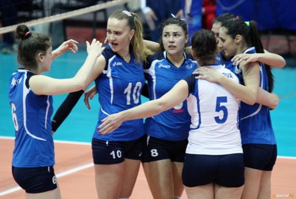 Волейболистките на Левски се красираха за финал след драматично 3:2 над Казанлък Волей