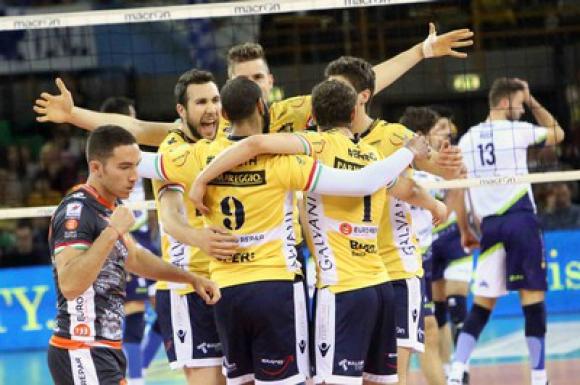 Тодор Скримов и Латина изпуснаха да победят Модена в полуфинал №1