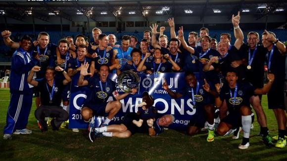 Оклънд Сити спечели Шампионската лига на Океания