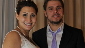 Вавринка се разделя с жена си след 10-годишна връзка