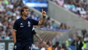 Треньорът на Порто се прави на умряла лисица