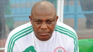 Стивън Кеши остава начело на Нигерия