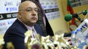 Красен Кралев: От догодина ще отделим средства за футболните школи