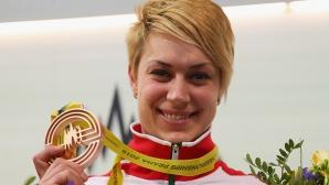 Радослава Мавродиева: Мисълта ми е насочена към Олимпиадата