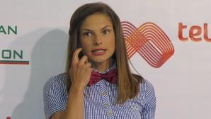 Петрова: Искам лятото да скоча повече от 14.55 м