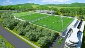 ФИФА помага с 1,1 млн. долара за базата на БФС
