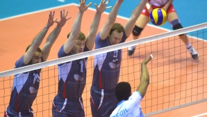 Белогорие удари Зенит с 3:0 във финал №1 в Русия! Мусерский - Леон 23:23 (ВИДЕО + ГАЛЕРИЯ)