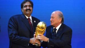 ФИФА отхвърли препоръката на ПАСЕ за нов вот за Мондиал 2022