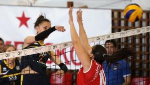 Марица победи ЦСКА в София и се класира на финала на първенството