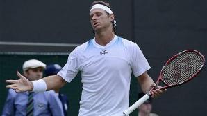 Бивша звезда в тениса катастрофира на Рали Аржентина (видео + снимка)