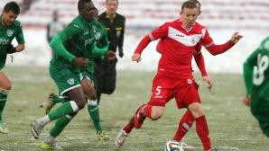 ЦСКА няма да разчита на четирима футболисти за гостуването в Ловеч