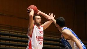 Лукойл финишира с успех срещу Черно море