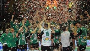 Добруджа с историческа първа Купа на България