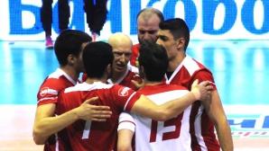 Български волейболист е изгорял с допинг?