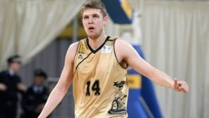 Александър Везенков заяви участие в Драфта на НБА