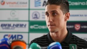 Мишо Александров: Заслужена победа на Берое, сега ще гледаме да бием Левски