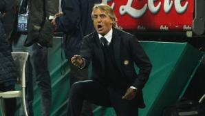 Манчини: Смените решиха мача