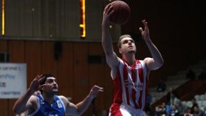 Цървена звезда победи Цедевита в първия мач от финалната серия в Адриатическата лига