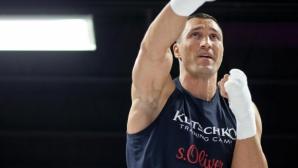 Следващият мач на Кличко е срещу претендента на WBA - Тайсън Фюри